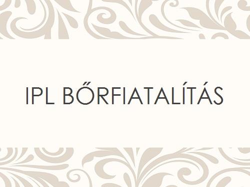IPL BŐRFIATALÍTÁS